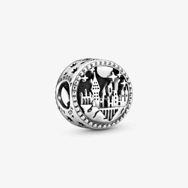 Pandora PANDORA Harry Potter, Hogwarts School of Witchcraft and Wizardry Charm - Gemorie