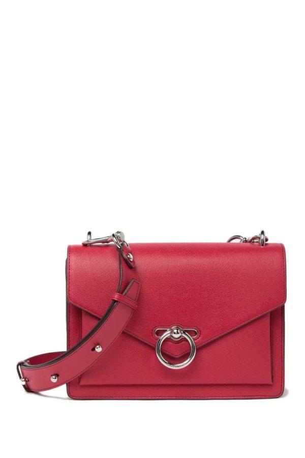 Rebecca Minkoff REBECCA MINKOFF Jean MD Shoulder Bag - Red - Gemorie