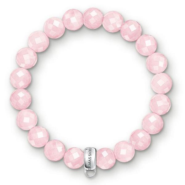 Thomas Sabo Thomas Sabo Charm Pink Bracelet - Gemorie