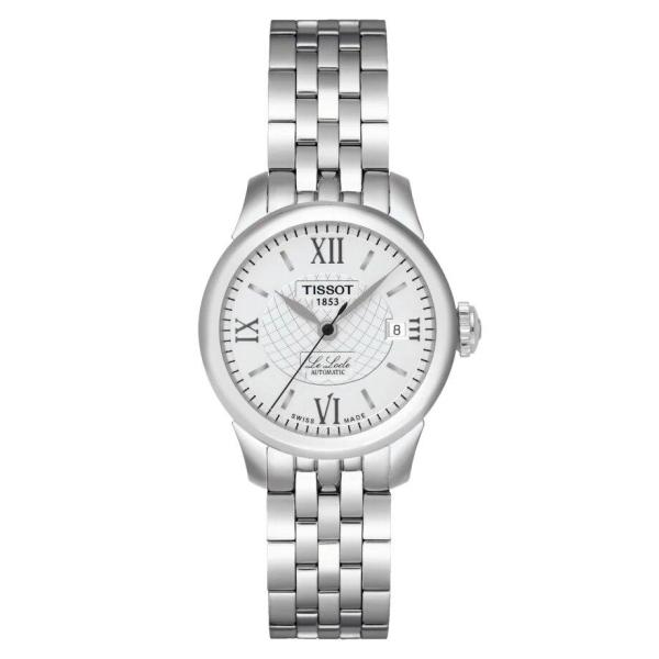 Tissot TISSOT Le Locle Automatic Small Lady 25.30 - Stainless Steel - Gemorie