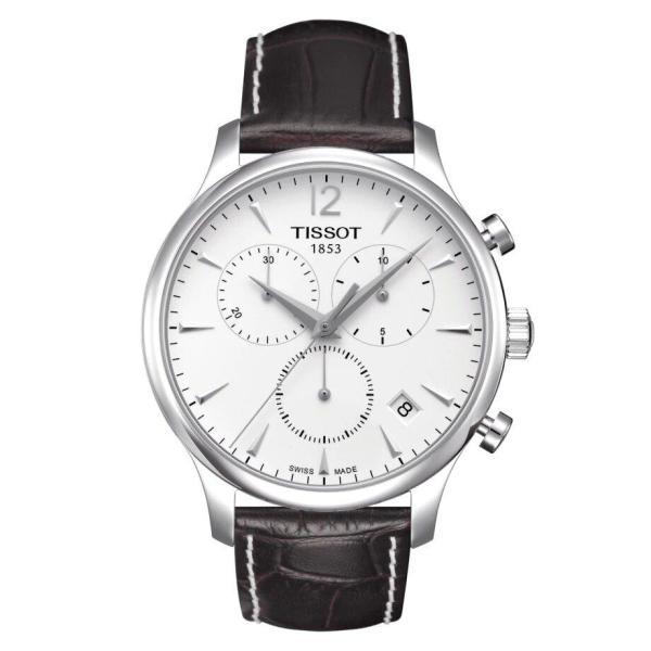 Tissot TISSOT Tradition Chronograph Men's Watch - Black - Gemorie