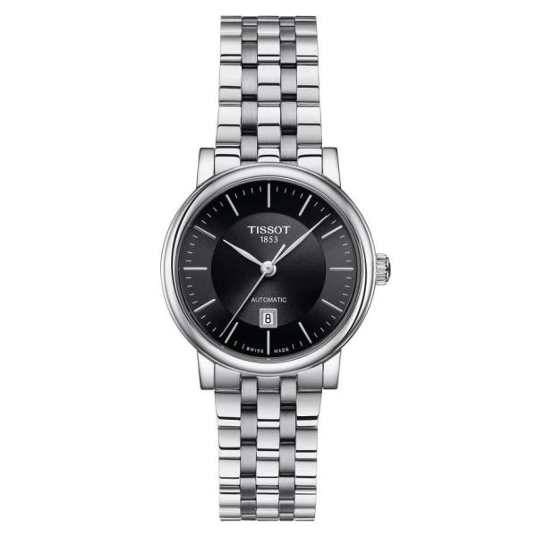 Tissot TISSOT Water Resistant Carson Premium Automatic Lady - Stainless Steel - Gemorie