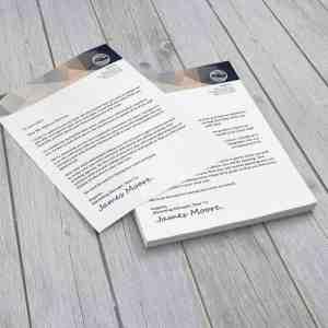 letterheads, letterheads gta, letterheads north york, cheap letterheads, printing north york