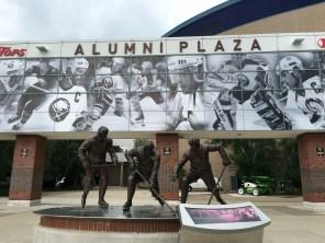 Alumni Plaza