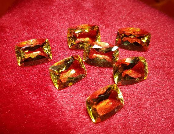 Natural Citrine - Gems Jewellers & Gems Stone