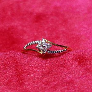 Diamond Ring - Gems Jeweller & Gems Stone