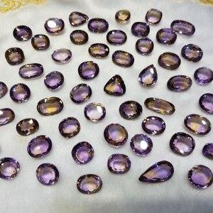 Natural Amethyst পদ্মনীলা - Gems Jewellers & Gems Stone
