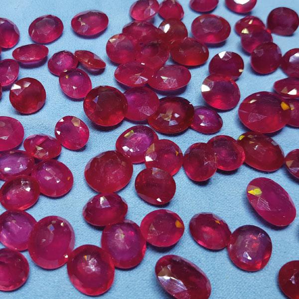Natural Ruby - Gems Jewellers & Gems Stone
