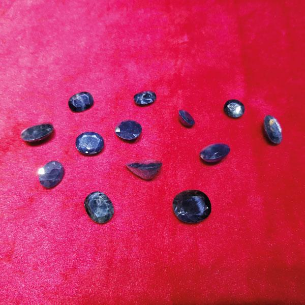 Natural Thailand Blue Sapphire - Gems Jewellers & Gems Stone
