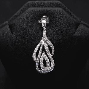 Diamond Allahu Pendant Or Locket - ডায়মন্ড বা হীরার আল্লাহু লকেট বা পেন্ডেন্ট - Gems Jewellers & Gems Stone