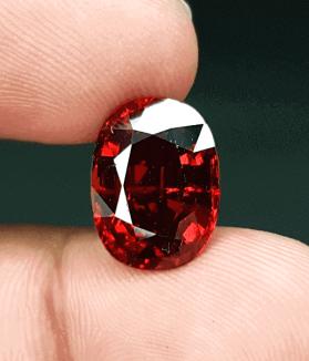 An Original Natural Sri Lankan/ Siloni Hessonite Garnet (Gomed) Stone Price In Bangladesh - অরিজিনাল শ্রীলংকান/ সিংহলি/ সিলোনি গোমেদ (গার্নেট) পাথরের দাম