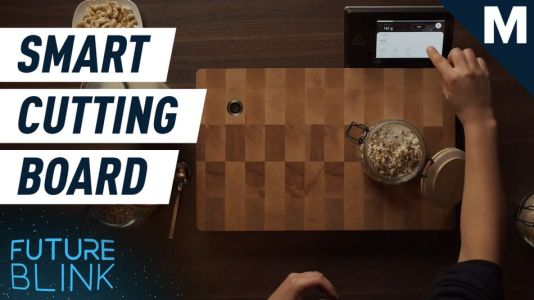 track-your-food-with-this-scanning,-weight-sensing-cooking-board-—-future-blink