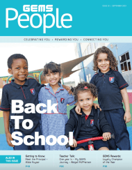 Back to School | GEMS People Magazine
