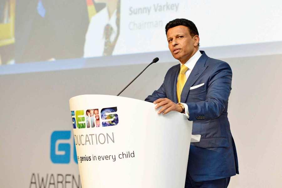 Sunny Varkey, Founder GEMS Education
