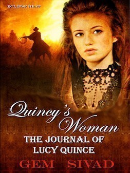 Signed Copy of Quincy's Woman