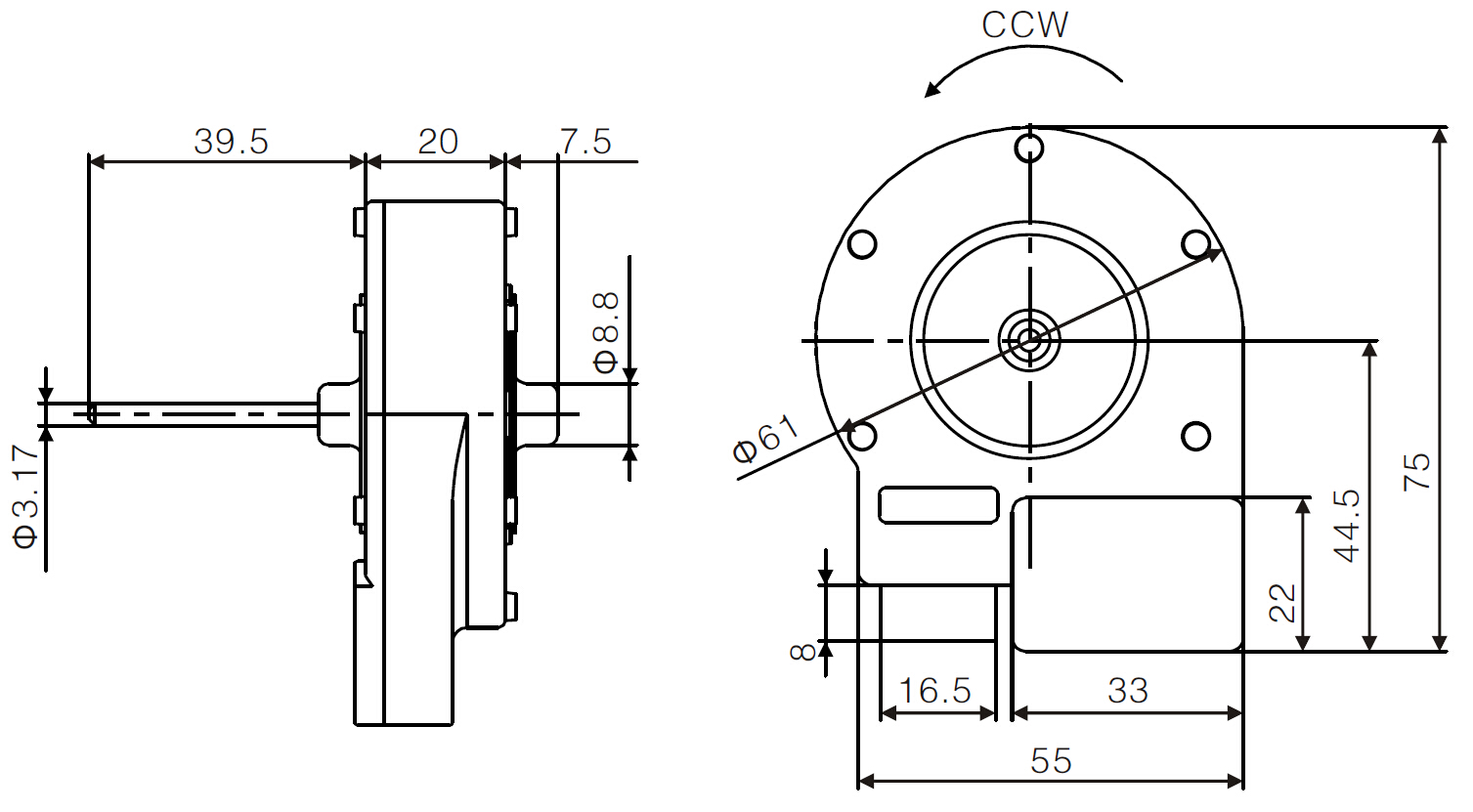 1 Pole Contactor Wire Diagram