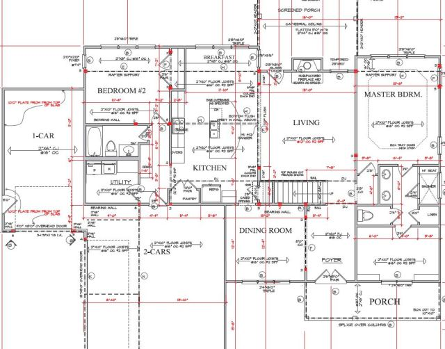 5325 Mabe Drive – Grove Park Lot 59