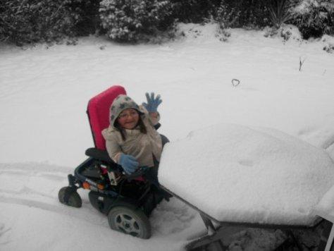 gem in snow