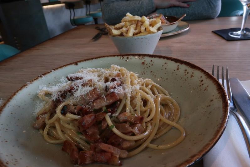 Meal at Gino