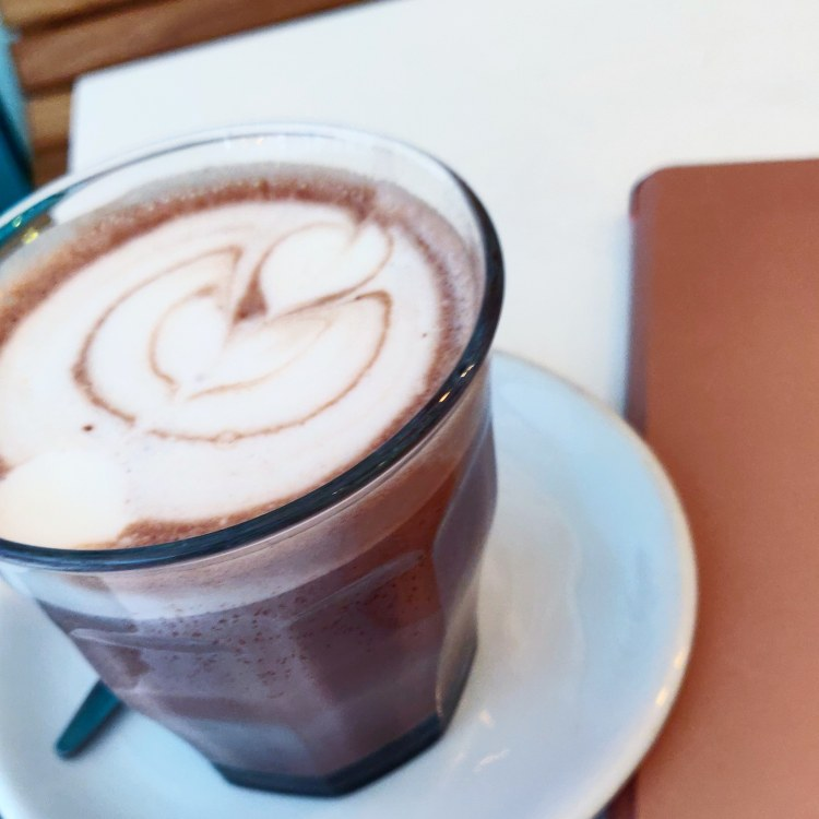 Image of Cafe Hot Chocolate