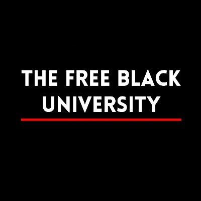 The Free Black University Logo