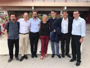 GEN no encontro do grupo de pesquisa internacional GIRN