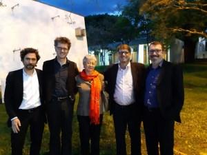 Participação do XXI Colóquio Internacional de Filosofia Contemporânea da Unisinos – Nietzsche: 130 Anos da Genealogia da Moral. Outubro de 2018