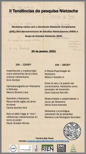 II Tendências da pesquisa Nietzsche