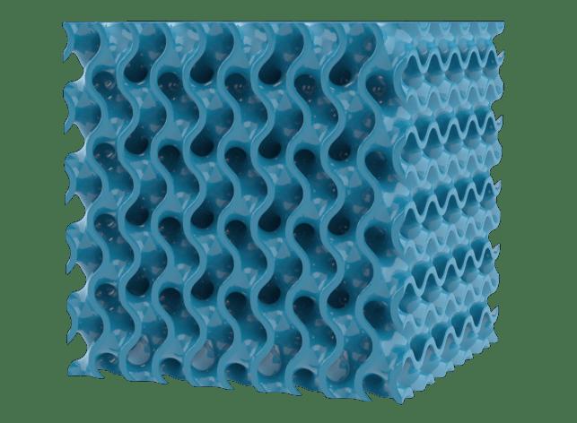 Lattice structure design