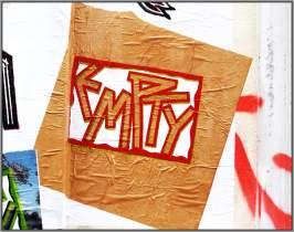 Empty Nr. 3 / cutout