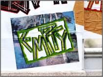 Empty Nr. 4 / cutout