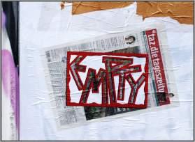 Empty taz (Empty Nr. 8) / cutout