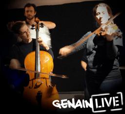 Tarif de groupe - violon et violoncelle