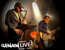 Pulsation - saxophone et guitare