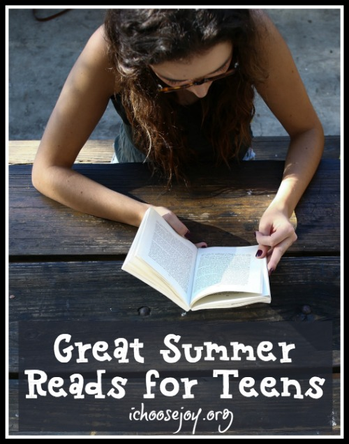 Great Summer Reads for Teens