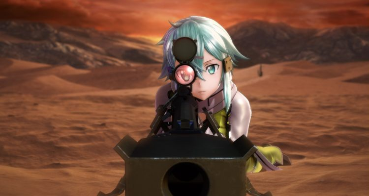 Аниме-шутер «Sword Art Online: Fatal Bullet» выйдет в январе 2019 года в полном издании