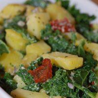 herzhafter Grünkohl Auflauf | vegetarisch