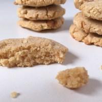 Cashew Cookies mit Mandelmehl | Low Carb High Fat