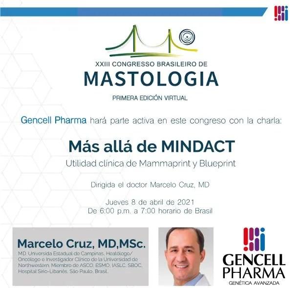 XXIII Congreso Brasileño de Mastología 2021