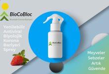 Photo of Hyggefoods'un geliştirdiği antiviral yenilebilir kaplama sıvısı BioCoBloc