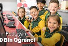 """Photo of """"YARINI KODLAYANLAR"""" PROJESİ  100 BİNİ AŞKIN ÇOCUĞA ULAŞTI"""