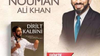 Photo of Dirilt Kalbini – Nouman Ali Khan [Kitap Tanıtımı]