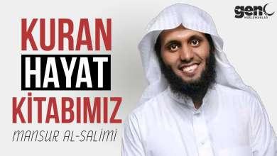 Photo of Kuran Hayat Kitabımız – Şeyh Mansur al-Salimi