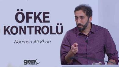 Photo of Öfke Kontrolü – Nouman Ali Khan