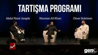 Photo of Tartışma Programı – Nouman Ali Khan, Omar Suleiman, Abdul Nasir Jangda