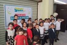 Photo of Afrin'deki Çocuklara Bayramlık Kıyafet Ulaştırdık