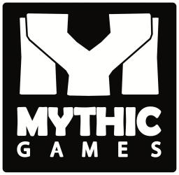 Mythic Games logo