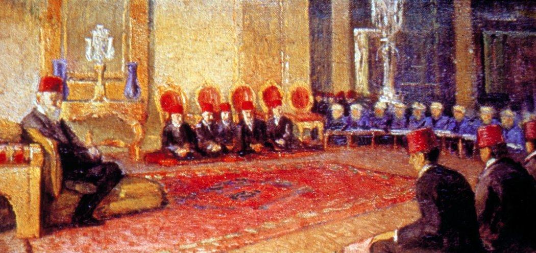 osmanlı devletinde huzur dersleri