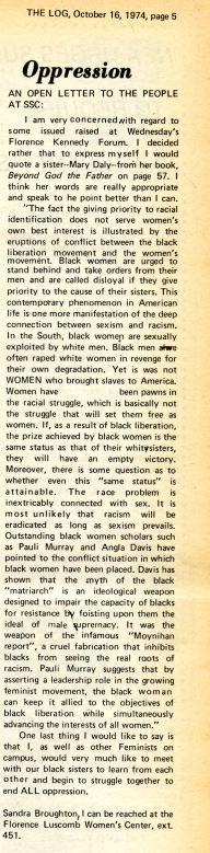 """Opression"""