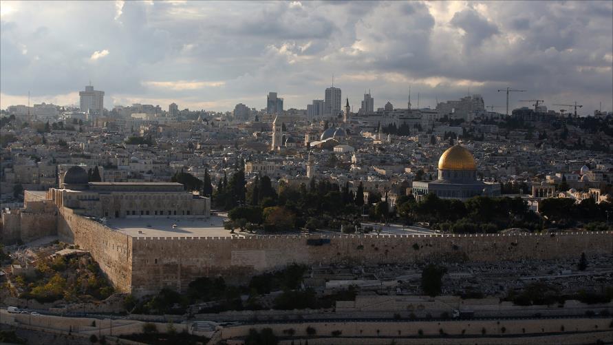 حين هوت مدينة القدس